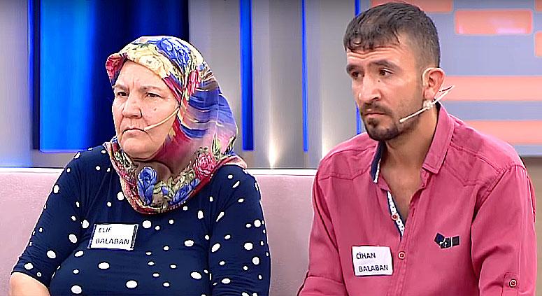 Özge Sevinç in eski kayınvalidesi Elif Balaban eski kocası Cihan Balaban