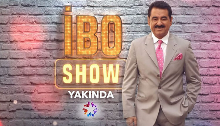 İbo Show Hangi Kanalda