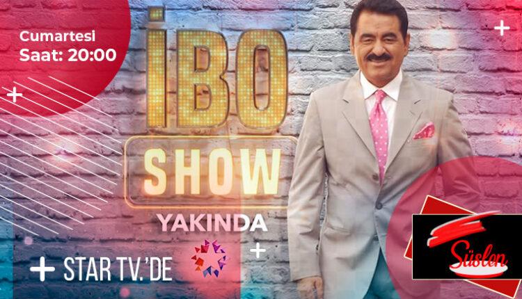İbo Show Hangi Kanalda, Saat Kaçta, Ne Zaman