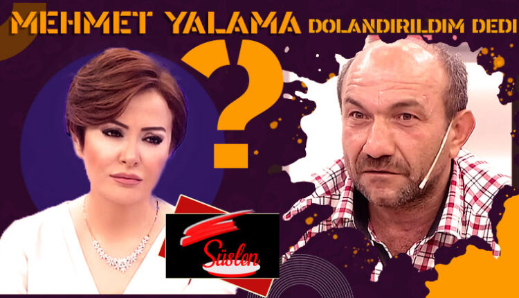 Didem Arslan Yılmaz Mehmet Yalama Karısı Zumagül'ü arıyor