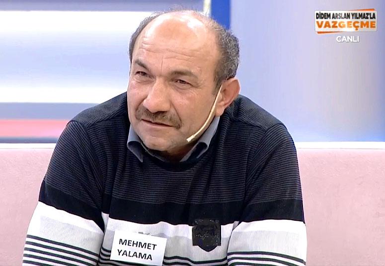 Mehmet Yalama Didem Arslan Yılmaz la Vazgeçme Programı