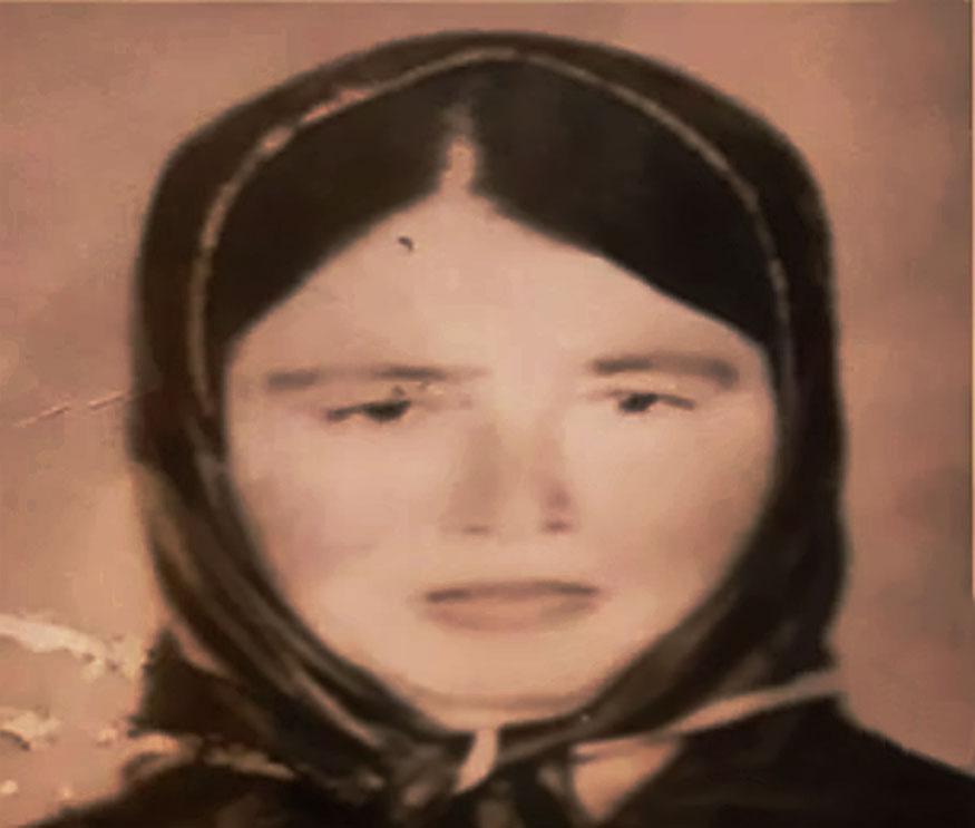Hakan Yıldırım Annesi Zayide Hanım